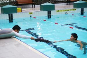 銅章拯溺課程