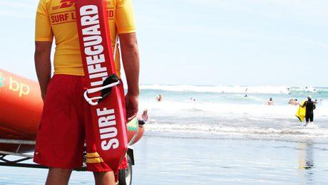 沙灘救生管理課程